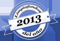Limpiafondos del año 2013