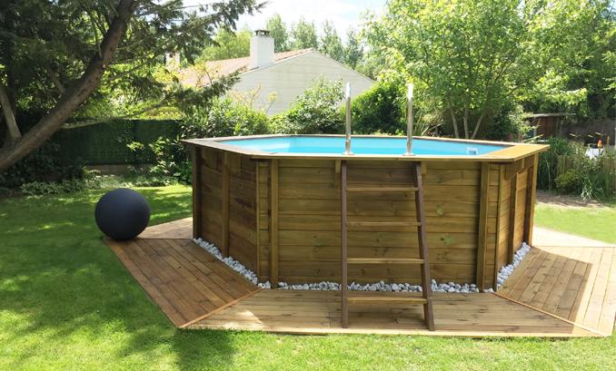 Piscina gre desmontable piscinas ferromar for Piscinas ferromar