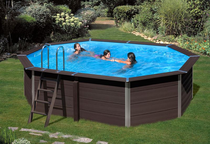 Piscinas desmontables un lujo asequible a todos los bolsillos piscinas ferromar - Piscina desmontable acero ...