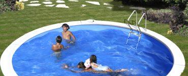 Las ventajas de las piscinas desmontables GRE