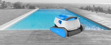 limpiafondos de piscinas dolphin