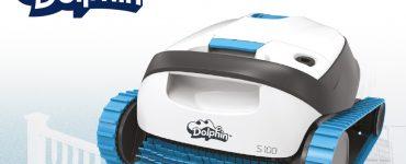 Limpiafondos Dolphin S100