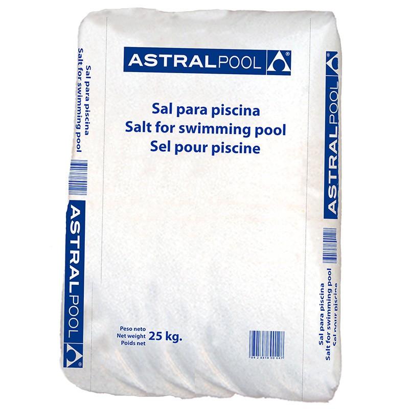 Sal cloración salina y descalcificadores