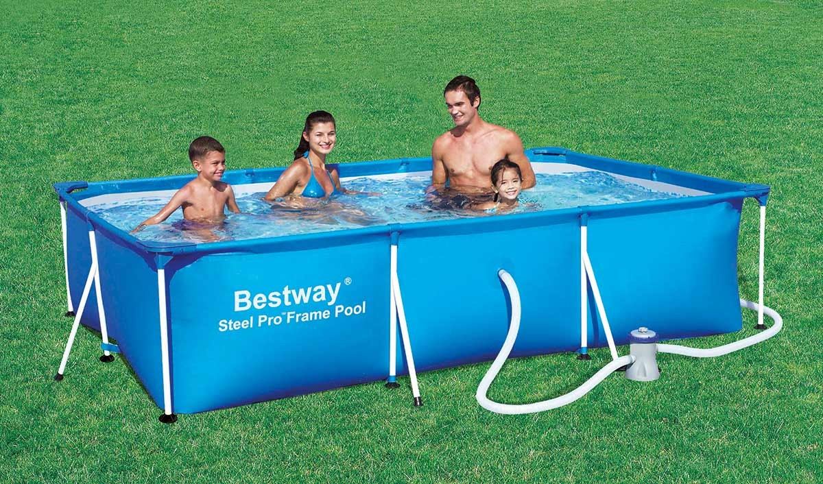 Piscina Desmontable Infantil Tubular Bestway Splash Piscinas Ferromar