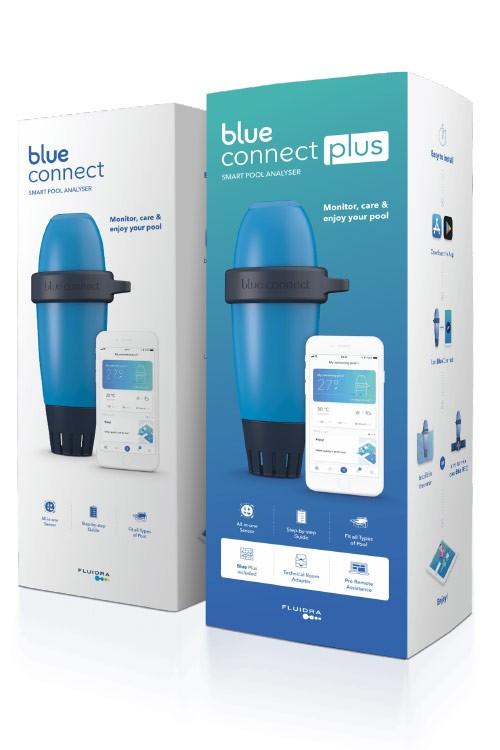 Analizador de Piscina Inteligente Blue Connect