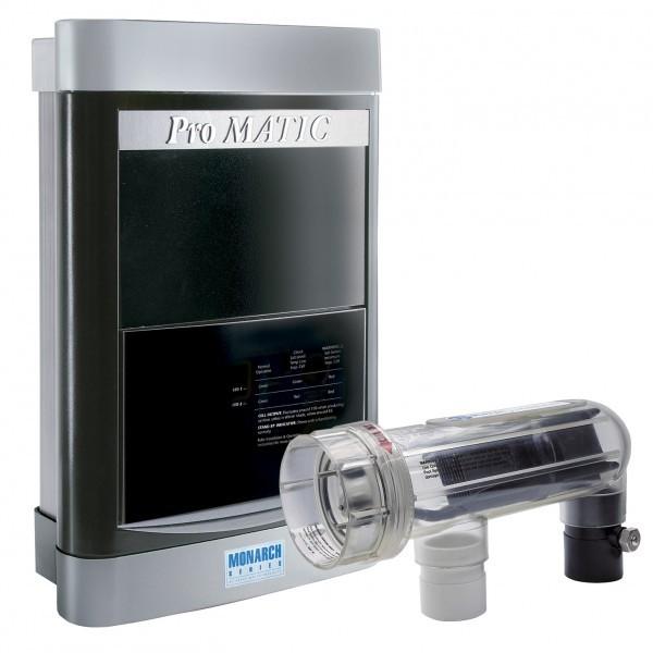 Monarch pro matic mps clorador salino piscinas ferromar - Precio clorador salino ...