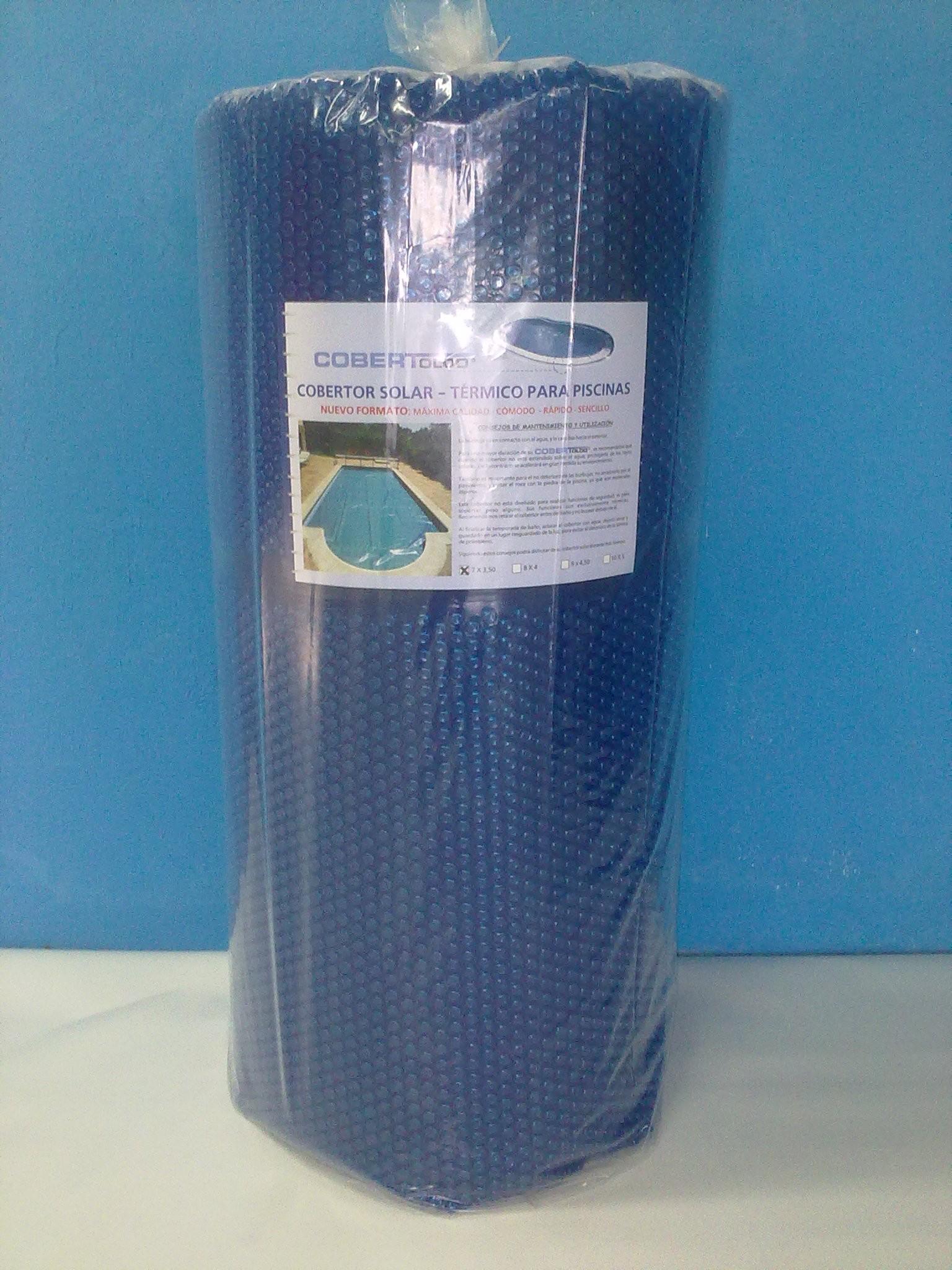 Cobertor solar o manta t rmica cobertores for Cobertor solar piscina