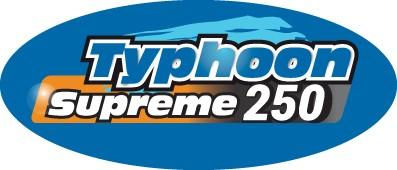 Limpiafondos Typhoon Supreme 250