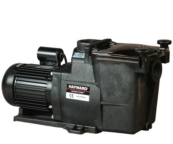 Hayward Bomba Super Pump Monofásica