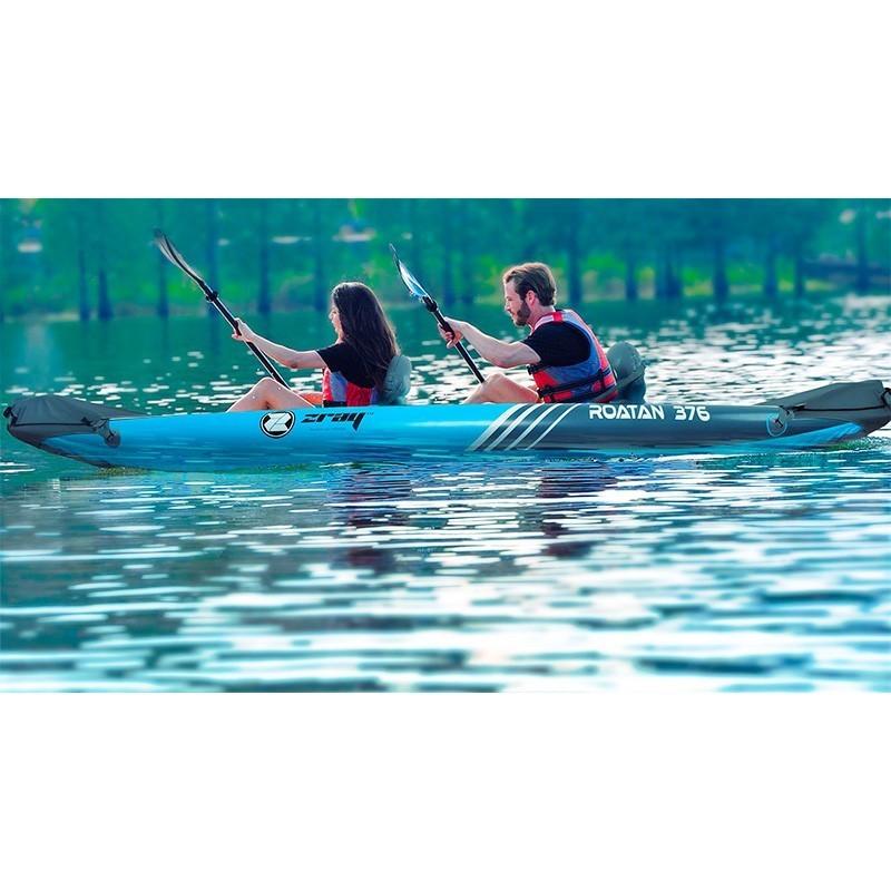 Kayak hinchable Roatan Zray