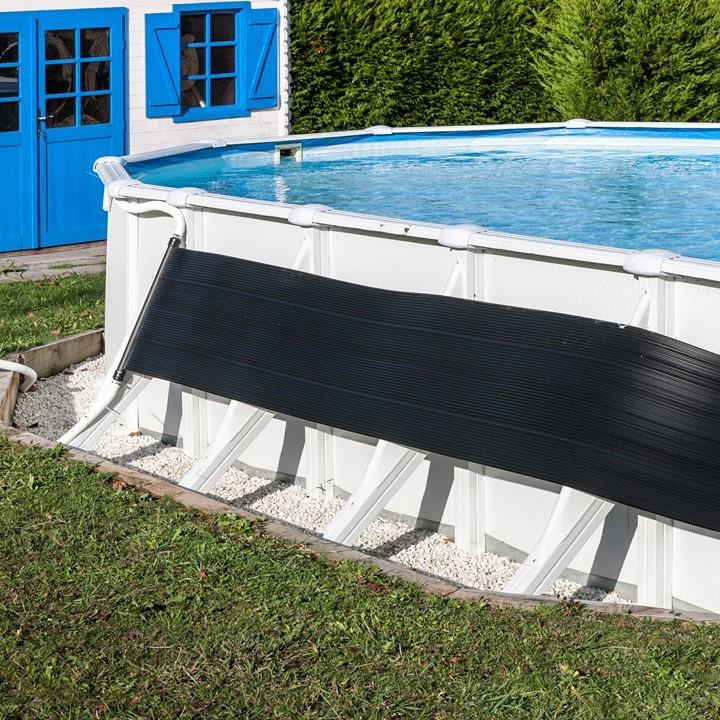 Sistema calefacci n solar para piscinas piscinas ferromar for Piscinas ferromar