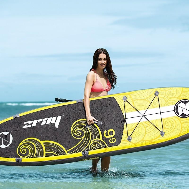 "Tabla SUP hinchable Zray X1 X-Rider 9'9"""
