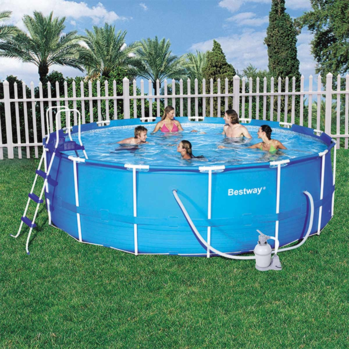 piscina de plastico 1 5