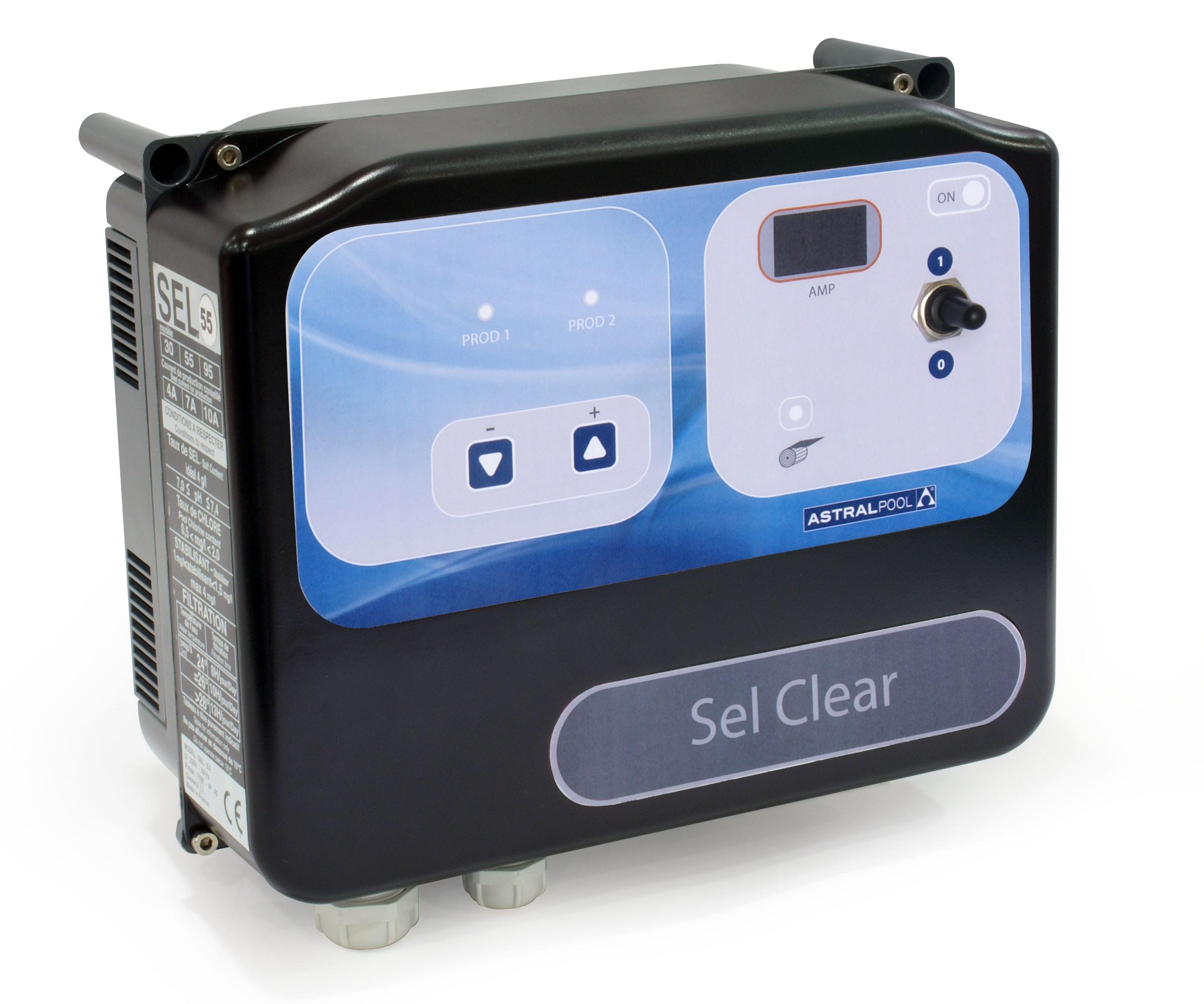 Astralpool sel clear clorador salino piscinas ferromar - Precio clorador salino ...