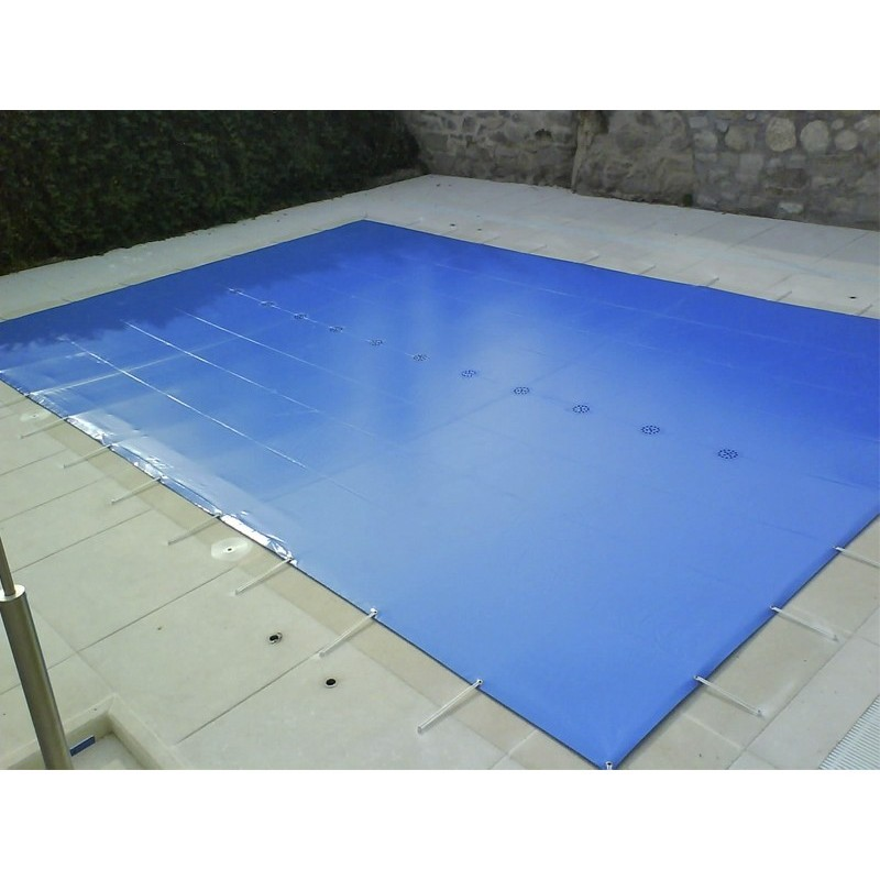 Cobertor seguridad invierno basic piscinas ferromar for Cobertor piscina