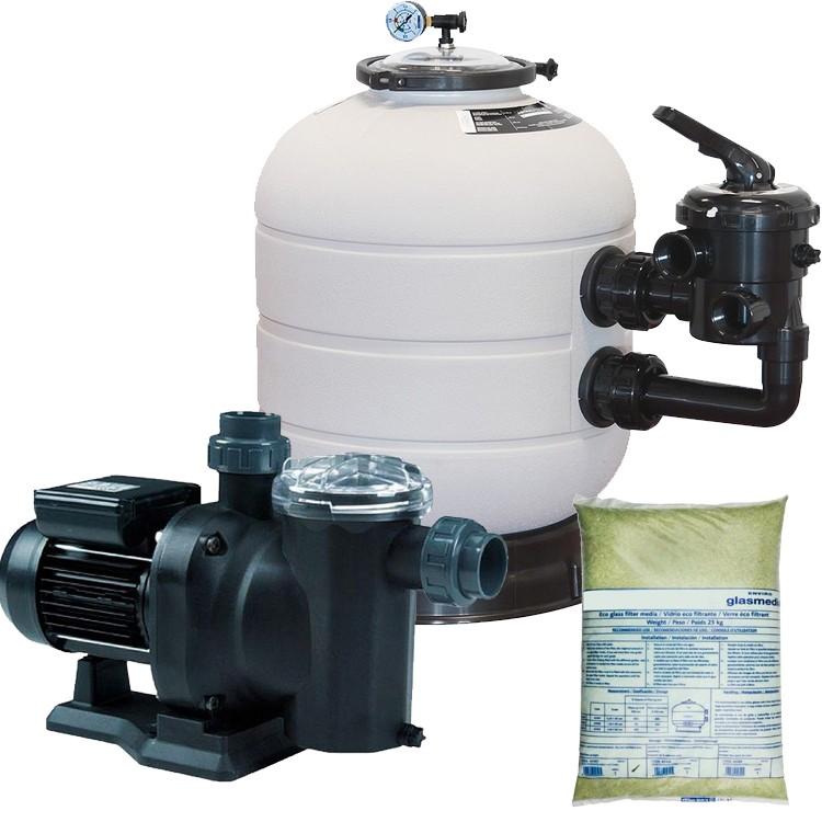 Pack Ahorro Filtración Eco AstralPool