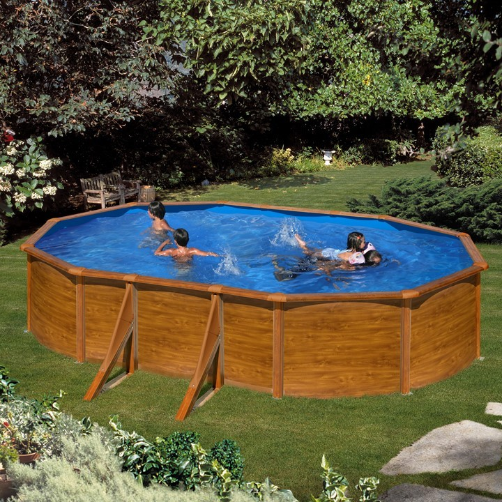 piscina desmontable sal