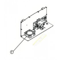 Recambio Clorador Salino CTX SaltExpert 95 - Ventilador Ecosalt