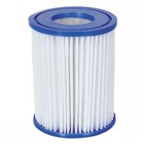 Recambio Filtro de Agua Tipo II para Depuradora de Cartucho Bestway