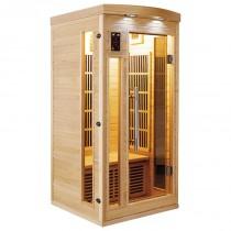 Sauna infrarrojos Apollon 1 persona France Sauna