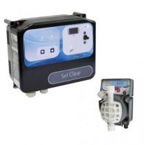 Clorador salino AstralPool Sel Clear + Bomba pH