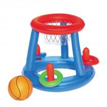 Canasta Hinchable Bestway Baloncesto Game Center