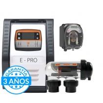 Clorador Salino E Pro + Bomba Peristáltica años de garantía