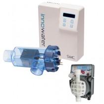 Clorador salino Innowater SMC + Bomba pH