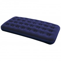 Colchón Hinchable Bestway Flocked Airbed (Twin)