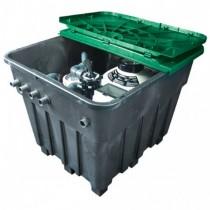 AstralPool compacto enterrado Keops y filtro