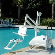 Elevador portátil para acceso discapacitados a piscina AstralPool