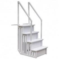Escalera para Piscinas Enterradas Gre