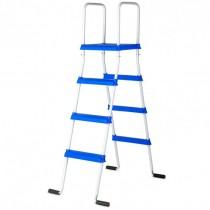 Escalera piscina desmontable + plataforma Gre ET1300
