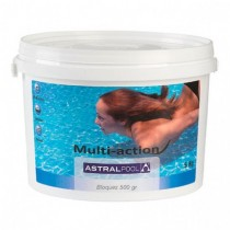 AstralPool Bloque Multi-action en compactos de 500gr