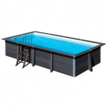 Piscina Composite Rectangular Gre Avantgarde
