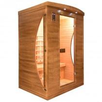Sauna infrarrojos Spectra 2 personas France Sauna