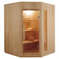 Sauna de Vapor tradicional Zen 3-4 personas France Sauna