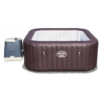 Spa Hinchable Lay- Z-Spa Maldivas Hydrojet Pro Bestway
