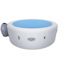 Spa Hinchable Lay- Z-Spa París Airjet Bestway
