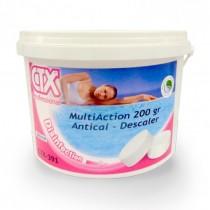 Multiacción en tabletas 200g para Aguas Dura CTX-391
