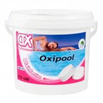 Oxígeno CTX-100 Oxipool Tabletas 100gr envase 6Kg