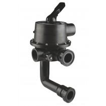 AstralPool Válvula selectora 2 1/2'' con enlaces a filtro Magnum