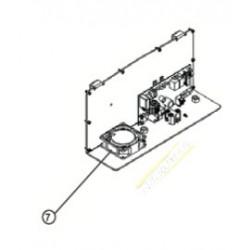 Recambio Clorador Salino CTX SaltExpert 65 - Ventilador Ecosalt