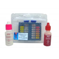 Ctx kit de análisis ECO cloro total y Ph
