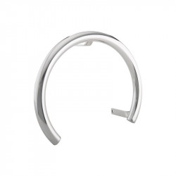 Agarradera semi circular inox pulido AstralPool