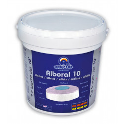 Quimicamp Alboral Tabletas 10 efectos