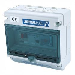 Armario de maniobra Astralpool para protección de la bomba