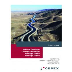 Catálogo Tecnico Valvulas Cepex 2015