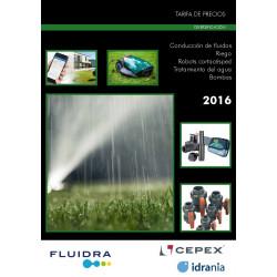 Catalogo/Tarifa Fluidra 2016