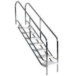 Escalera de acceso a piscina AstralPool 500 mm ancho